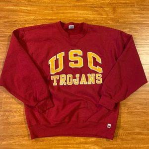 Vintage USC Trojans Crewneck